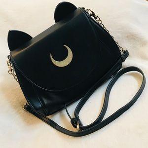 Sailor Moon Isetan Samantha Vega Leather Bag